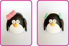 Tutorial: come fare un pinguino in pasta di zucchero | Cake Your Life