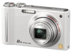 Panasonic digital cameras LUMIX ZX1 white DMC-ZX1-W by Panasonic. $599.31