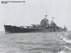 USS CHICAGO
