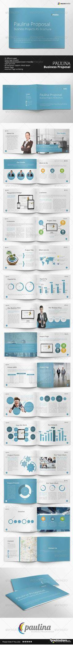 Minimal Business Proposal Business proposal, Marketing proposal - business proposal software free download