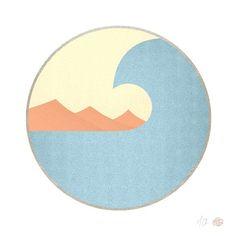 "Surfing Art x Art Print ""Wavescape"" Robert Rauschenberg, Graphic Design Illustration, Illustration Art, Joan Mitchell, Surf Logo, Surf Art, Beach Art, Magazine Art, Collage"