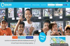 QOLONI KEMBANGKAN KOMBINASI CROWDFUNDING DAN PENGEMBANGAN KOMUNITAS MEDIA SOSIAL | Dunia Fintech