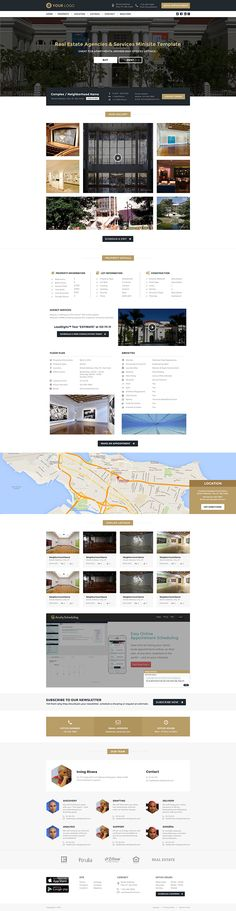 REAL ESTATE Agency/Listings MINISITE - Buy, RENT or Lease | LeadPages Template  Download -> https://goo.gl/8k2VKV  This new high-covering LeadPages template will allow realtors and real estate agencies to promote all their properties and listings on a single page. The minisite, agency, and website design can feature all the homes and apartments you have available for sale, rent, or leasing. Advertise and book appointments with sellers and buyers directly from this landing page.