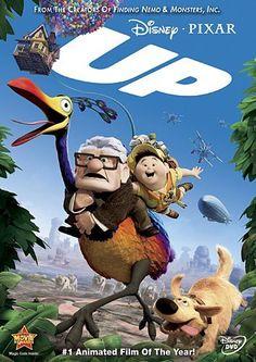 Up (2009) dvd