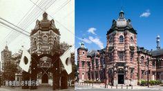 岩手銀行赤レンガ館(旧本店・旧中ノ橋支店・旧盛岡銀行)