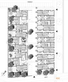 Besançon - Naud & Poux Architectes