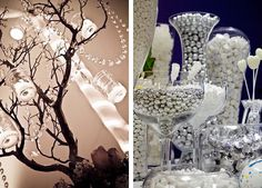Green Bride Guide with a Winter Wonderland Theme | Wedding Ideas and Inspiration Blog