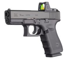 The Glock 19 Gen 4 MOS is a very nice size for those desiring a slightly smaller handgun.