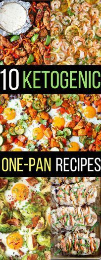 10 Ketogenic Sheet-Pan Recipes For Busy Weeknights dinners recipes ideas low carb keto diet healthy food family easy quick dinner one pan supper lose weight