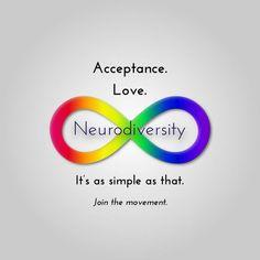 What Neurodiversity Movement Doesand >> 27 Best Neurodiversity Images Acceptance Autism Awareness Autism