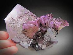 Fluorite Crystals Rosiclare Level Cross-Cut Ore Body Minerva No.1 Mine Cave-in-Rock Illinois-Kentucky Fluorspar District Hardin County Illinois Mineral Specimen For Sale