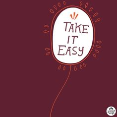 . Word 3, Take It Easy, More Words, Mixed Media, Photo And Video, Swift, Journaling, Artwork, Crafts