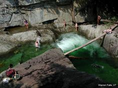 Looking for a natural place to cool down in Vermont this summer?  Check out these amazing swimming holes for the best summer ever!