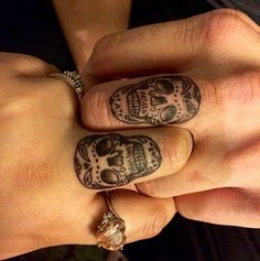 Check out these tattoos that show your love for your partner. Which small tattoo is your fave? http://thestir.cafemom.com/love_sex/163260/best_tattoos_that_show