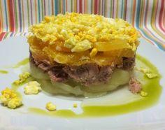 Ada en la Cocina: Ensalada de Patata, Atún y Naranja