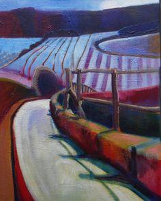 Cookshall lane by Sue Fawthrop