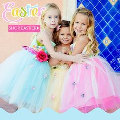 Shop beautiful Easter dresses at My Little Jules