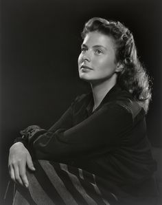 Yousuf Karsh   Ingrid Bergman