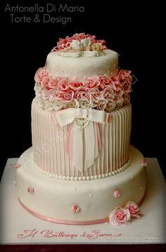 Battesimi - Antonella Di Maria Torte & Design - Cake Design