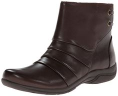 Clarks Women's Christine Tilt Boot,Brown Leather,8 M US Clarks http://www.amazon.com/dp/B00HZ1339M/ref=cm_sw_r_pi_dp_Cqumwb1BWG2AA