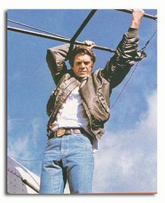 Steve McQueen | The Hunter | 1980 | as Papa Thorson