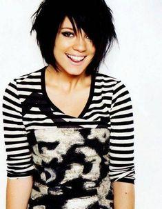 Choppy Layered Medium Hair Styles For Women #beauty
