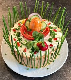 Húsvéti 🐰 szendvicstorta Cook Books, Panna Cotta, Meals, Cooking, Ethnic Recipes, Food, Cucina, Meal, Family Recipes