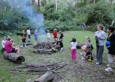 Sine Cera Rainforest Retreat, New South Wales #yoga #forest #jungle