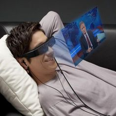 Moverio 3D Video Glasses by Epson - $289