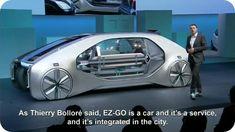 Renault EZ-GO - masina si servicii in acelasi timp Geneva Motor Show, Car, Sports, Automobile, Hs Sports, Sport, Cars, Autos