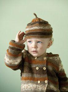 Neulo pipo lapselle – Katso ohje: Kotiliesi.fi - Knitted beanie for a kid