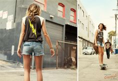 #venicebeach  #skateboard  www.junkfoodclothing.com