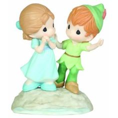 Peter Pan and Wendy oh my gosh this is adorable! I want...no NEED this!!!!
