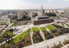 siedziba narodowej orkiestry symfonicznej polskiego radia | katowice