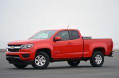 2015 Chevrolet Colorado [w/video] - Autoblog