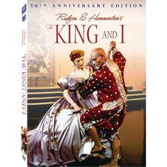 The King and I : Yul Brynner, Deborah Kerr
