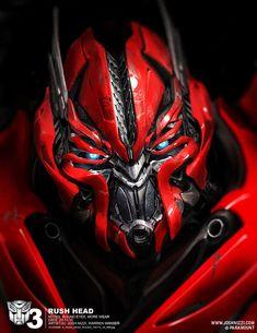 Transformers: Dark of the Moon Concept Art by Josh Nizzi Autobots Transformers, Los Autobots, Concept Art World, Robot Concept Art, Gi Joe, Monster, Funny Art, Optimus Prime, Tf Art