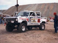 Dodge Trucks, Pickup Trucks, Ram Trucks, Dodge Off Road, Magnetic Car Signs, Trophy Truck, Jeep Cj7, Off Road Racing, Mini Trucks