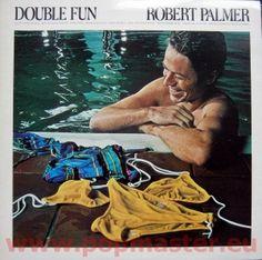 ROBERT PALMER  DOUBLE FUN ILPS 9478 VINYL WINYL