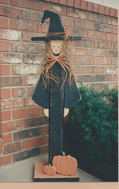 Pattern Pole Witch. I made one and love it :)