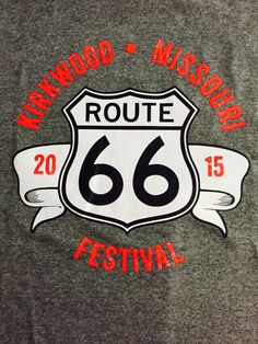 Route 66 Festival 6-20-2015 starting at Kirkwood MO and heading southwest for 2500 miles. If you missed the the $1.2 million Toyota, you missed a once in a lifetime chance.