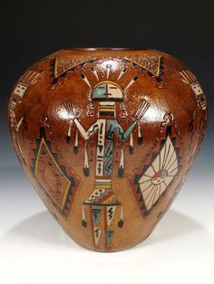 11/2: Hopi & Zuni Ancestors' Day | Fine Native American Indian Pueblo Pottery from Hopi, Navajo, Zuni ...
