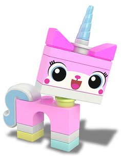 Pretty sure this is gonna be my Halloween costume this year... LEGO.com The LEGO® Movie Explore - Characters - Unikitty