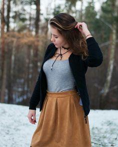 #fashion #chocker #black #bomber #jacket #outfit #polishgirl