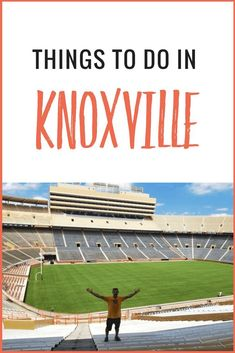 Planning to visit Knoxville? Check out these insider tips on the best things to do in Knoxville Tennessee including where to stay where to eat and much more. Don't visit Tennessee until you have read this Knoxville travel guide. Us Travel Destinations, Family Vacation Destinations, Places To Travel, Vacation Ideas, Vacations, Mini Vacation, Travel Stuff, Vacation Spots, Visit Tennessee