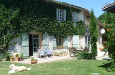 Beautiful Restored Tarnaise Farmhouse with views near Gaillac in the Tarn, Midi-Pyrenees. €680,000