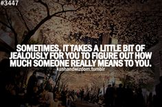 Couple Quotes : The jealousy is freaking killing me in the inside literally, I need closure, I need to know. This is hell within my freaking body, and it doesn't help when I Love Me Quotes, Couple Quotes, Quote Of The Day, Quotes To Live By, Jealousy Quotes, Wisdom Quotes, Life Quotes, Cool Words, Wise Words