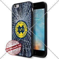 WADE CASE Notre Dame Fighting Irish Logo NCAA Cool Apple iPhone6 6S Case #1412 Black Smartphone Case Cover Collector TPU Rubber [Break] WADE CASE http://www.amazon.com/dp/B017J7OXBI/ref=cm_sw_r_pi_dp_hlmvwb050BS51