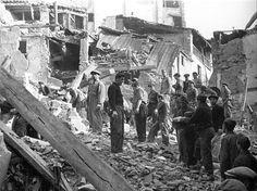 Bombardeig de Lleida. Agusti Centelles