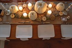 Gorgeous thanksgiving table decor  #Fall #Thanksgiving #home #homedecor #design